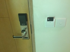Hacking the room key!